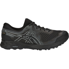 asics M's Gel-Sonoma 4 G-TX Shoes Black/Stone Grey